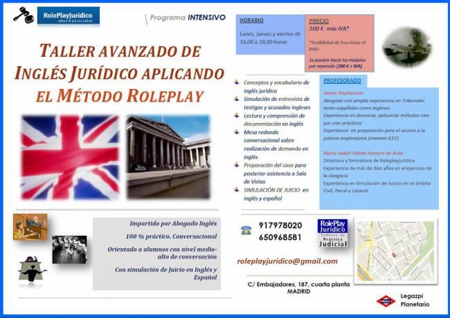 ILEC Madrid archivos - Página 2 de 2 - LearnEnglish4Law